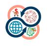 Marketing folyamatok Logo